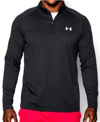 Under Armour Tech 1/4 Zip - Treningstrøye - Svart